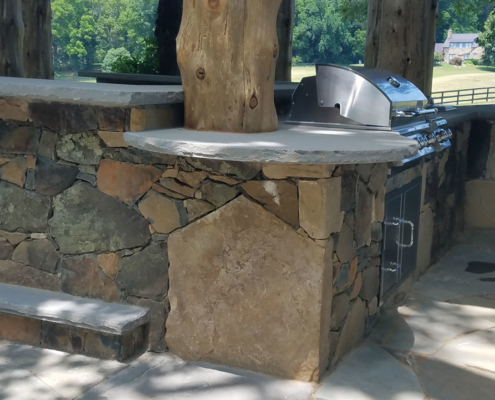 Outdoor Kitchen and Special Project