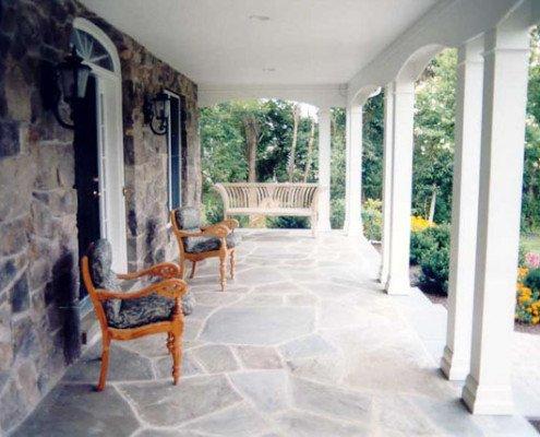 Porches Pool houses Pavilions